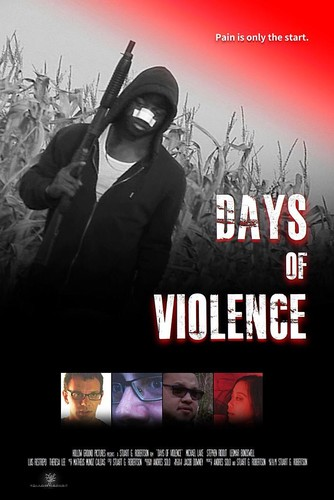 Days of Violence (2020) HDRip x264 - SHADOW