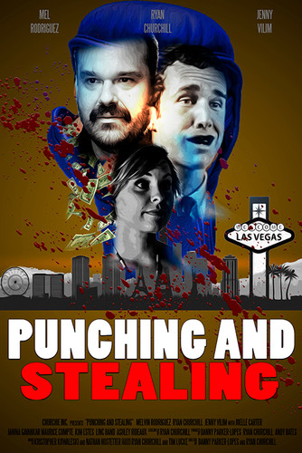 Punching And Stealing 2020 1080p WEB-DL H264 AC3-EVO