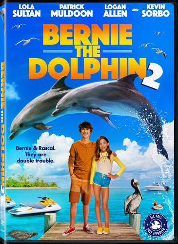 Bernie The Dolphin 2 2019 1080p BluRay x264-GETiT