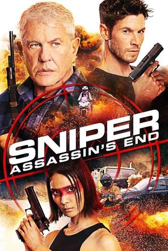 Sniper Assassin's End 2020 DVDRip AC3 X264-CMRG