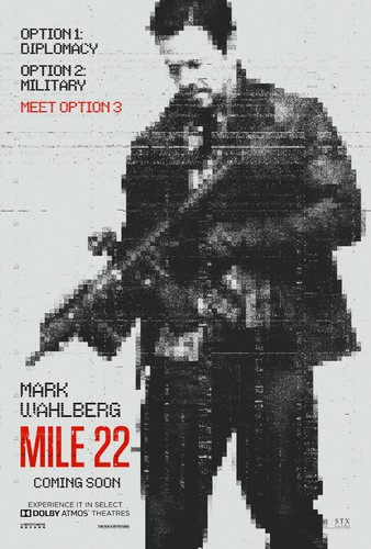 Mile 22 (2018) 720p Blu-Ray x264 [Multi Audio][Hindi+Telugu+Tamil+English]