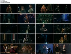 Les Miserables: The Staged Concert (2020) [Blu-ray]