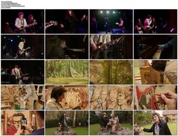 Ronnie Wood (Rolling Stones) - Somebody Up There Likes Me (2020) [Blu-ray]
