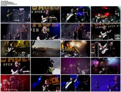 Blue Oyster Cult - Live At Rock Of Ages Festival 2016 (2020) [Blu-ray]